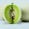 山东精品玉菇甜瓜老少皆宜冰糖脆青皮绿肉